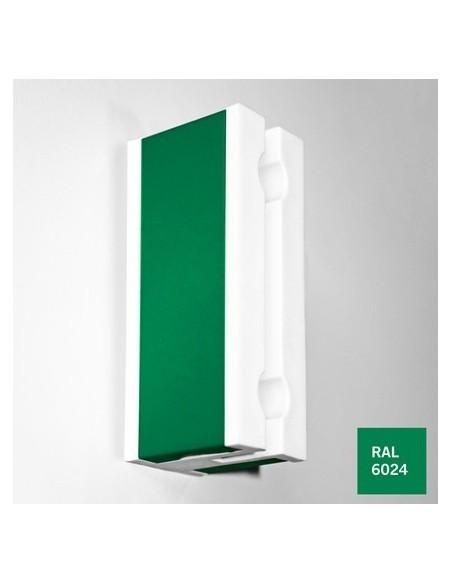 Uchwyt do tabliczek zielony