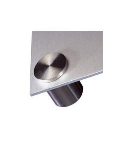 Śruba dystansowa Fisso Steel